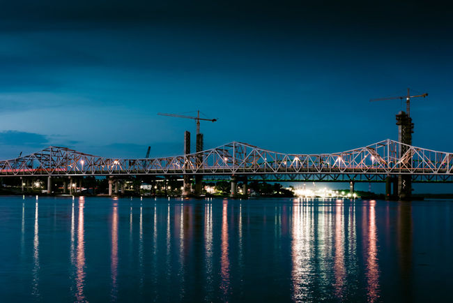 Cityscapes Louisville, Kentucky bridge construction progress 2015 EyeEm Best Shots Eye4photography