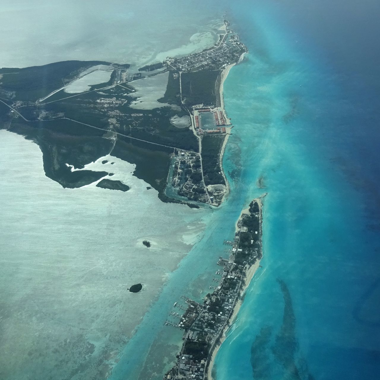 Beautiful stock photos of bahamas, Aerial View, Beauty In Nature, Day, Idyllic