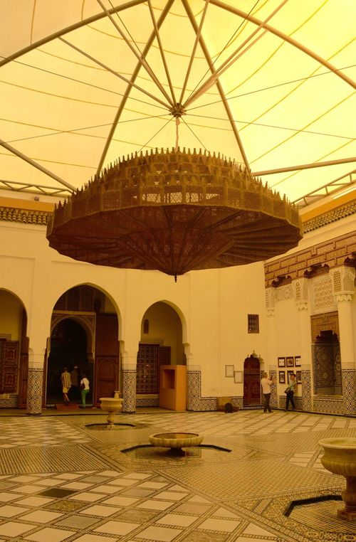 Traveling Travel Marrakech Marrakesh Marrakech Morocco Architecture Light La Medina De Marrakech Museum The Museum of Marrakech is a museum in the old Medina