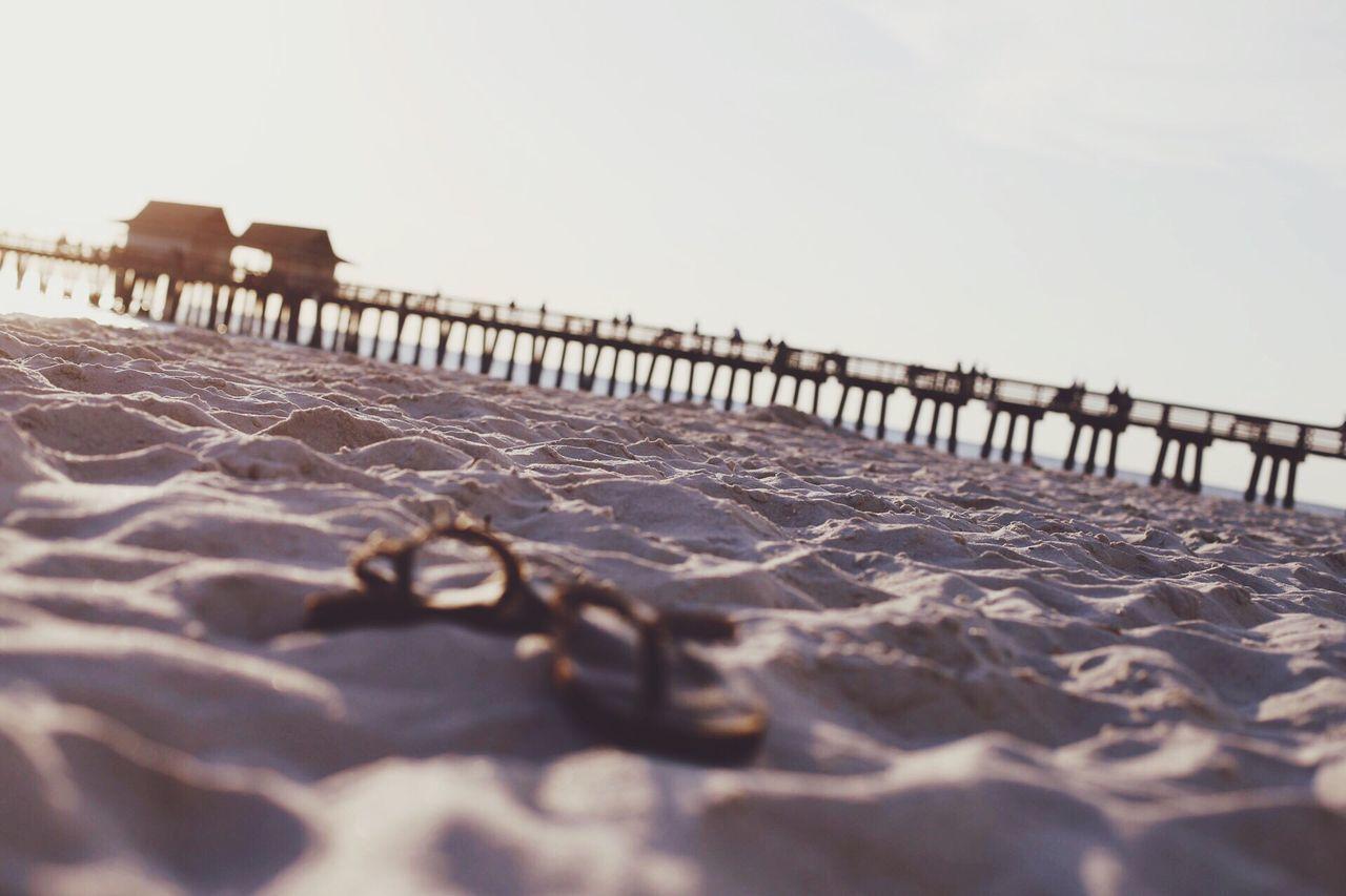 Beachday Naplesflorida Naples Pier Flipflops Sandy Vacation Traveling Visiting Florida Beach Life