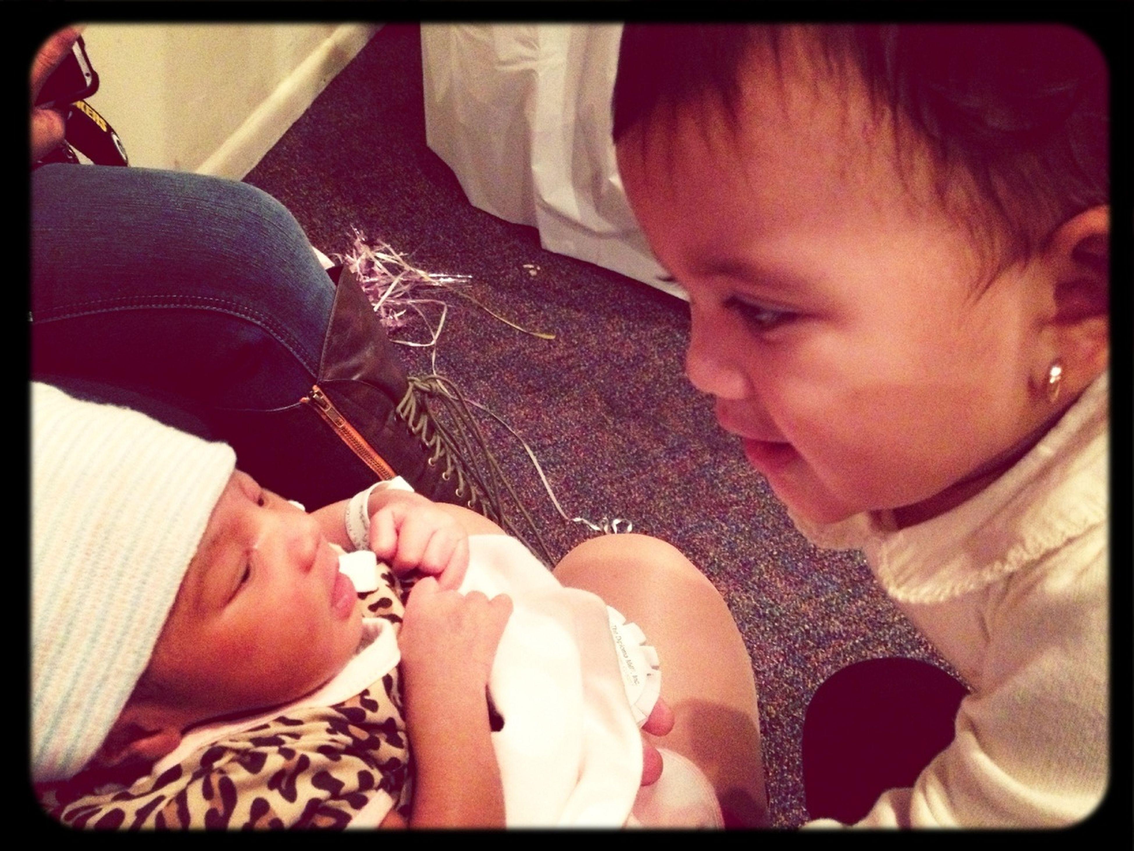 Kailey & Her BRF Baby Línez