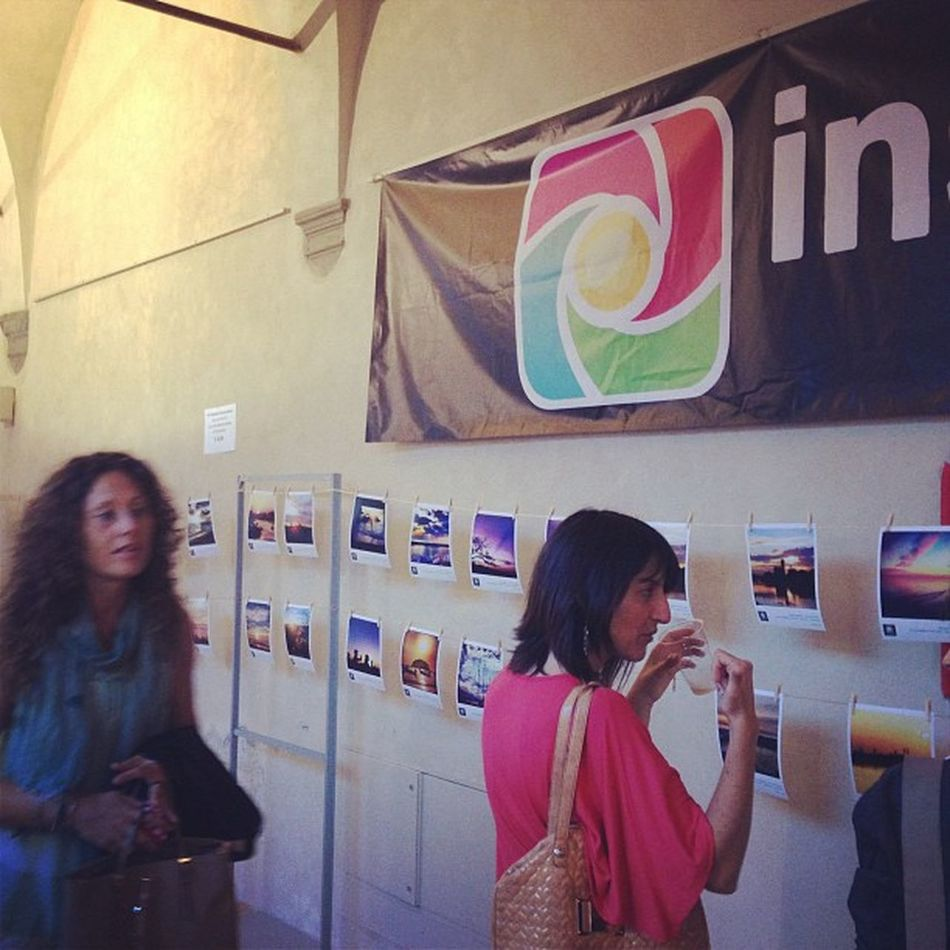 Siamo in mostra a PISA! #igersitalia #printup Igersitalia Printup