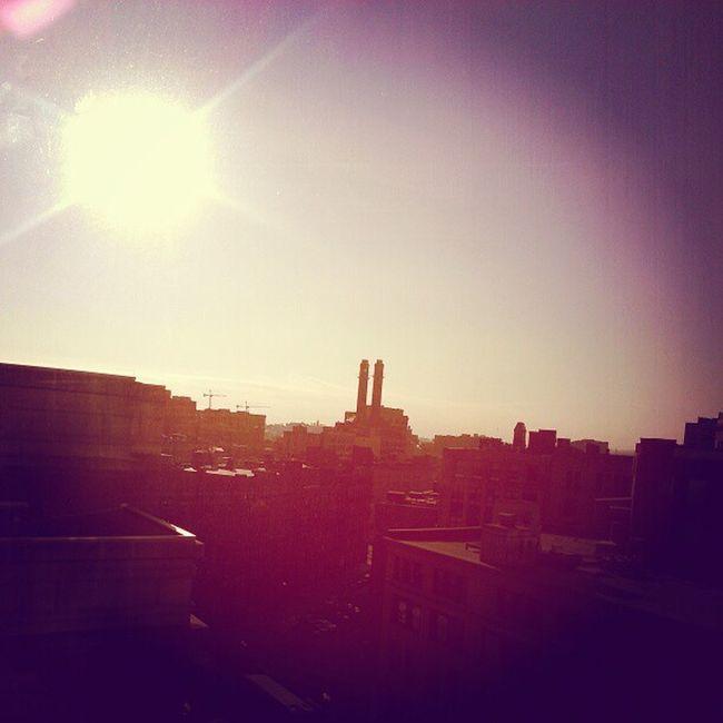 Good morning Boston