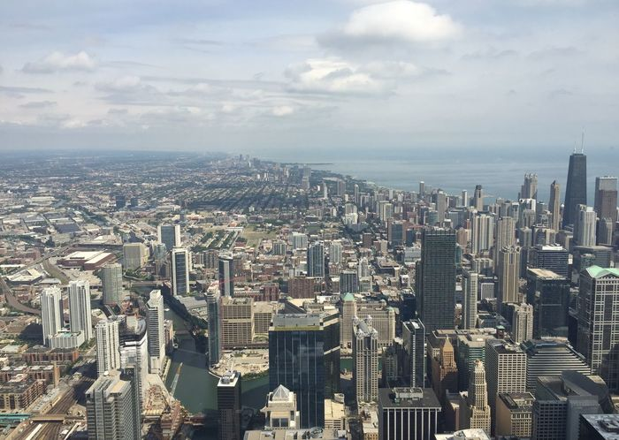 Cityscapes Chicago Enjoying The View Amazing Architecture
