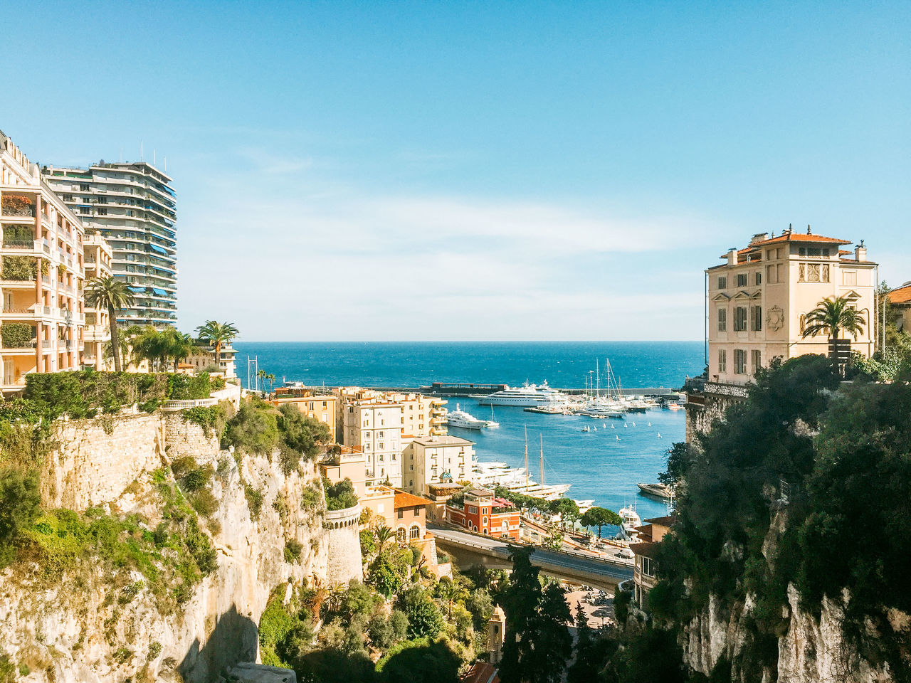 Beautiful stock photos of monaco,  Architecture,  Blue,  Building Exterior,  Built Structure