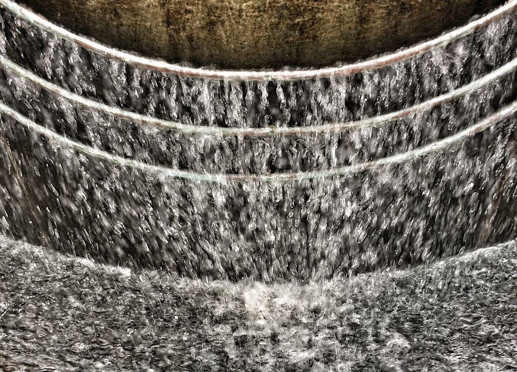 Flow Water Fountain