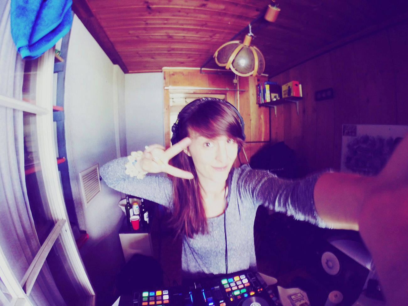 Djane Musician Music Is My Life DJing Deephouse Sue Ann Selfie Sue That's Me People Photography