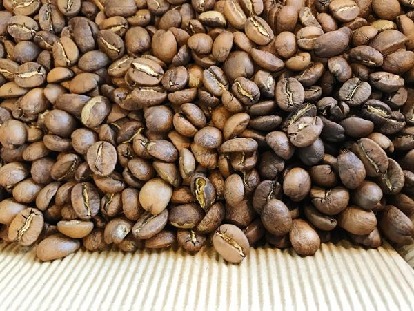 Food And Drink Brown Abundance Still Life Freshness Food No People Close-up Coffee Bean Large Group Of Objects Raw Coffee Bean Backgrounds