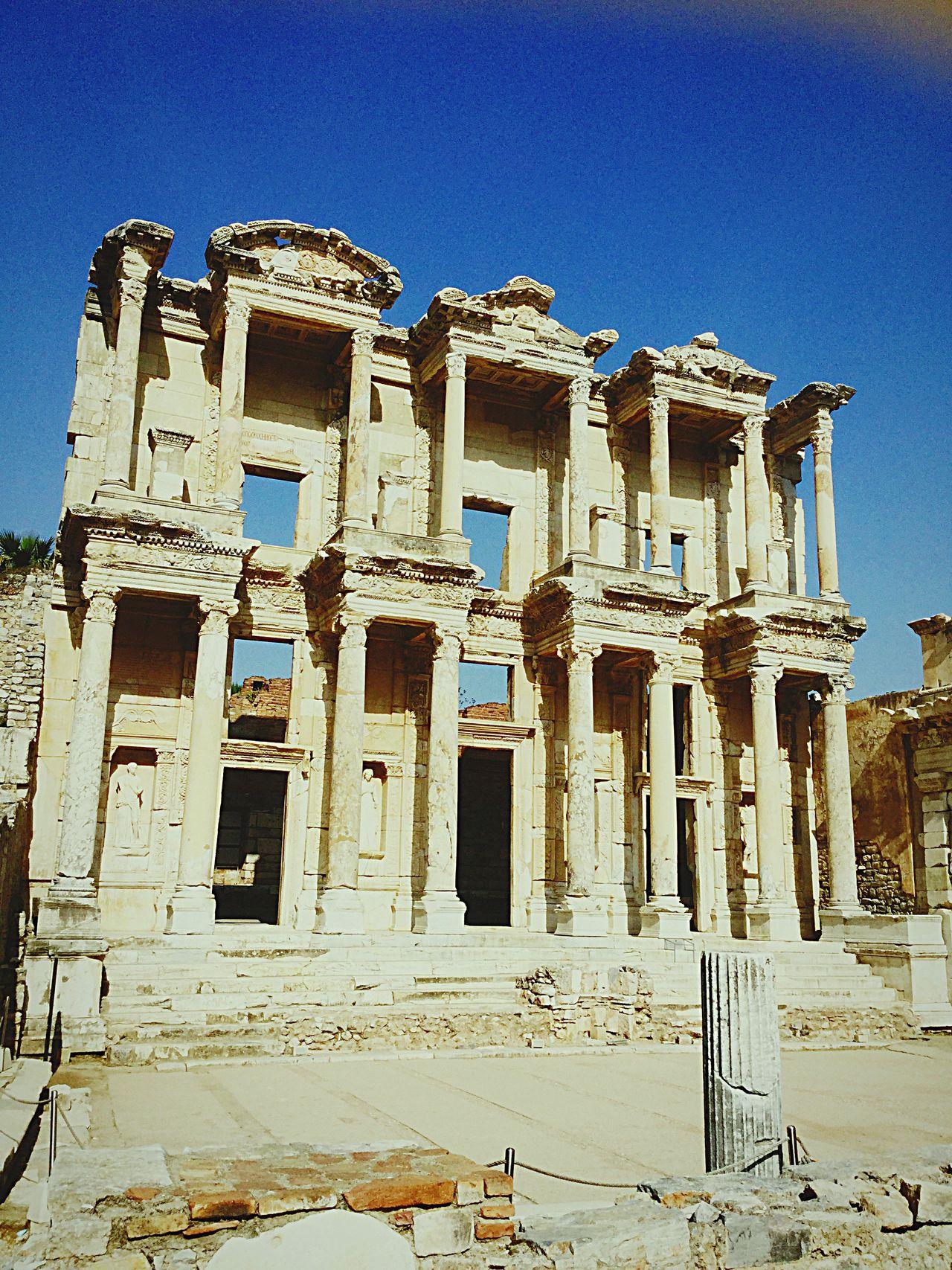 Efes antik kent...