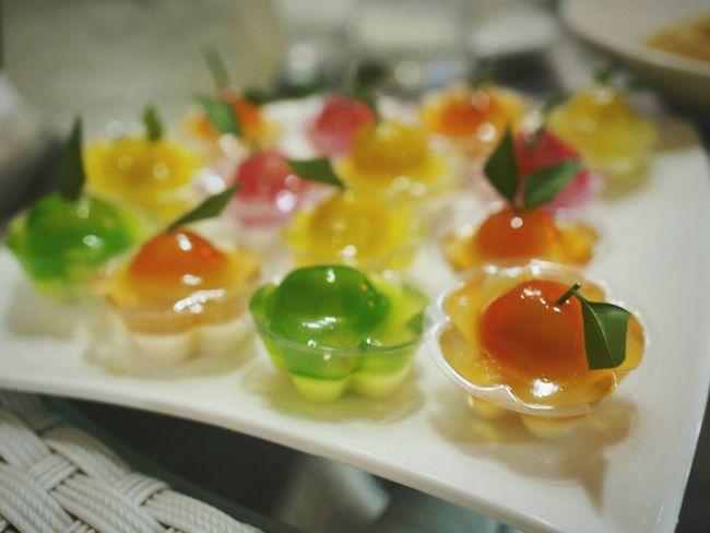 Depth Of Field Dof Jellyfruits