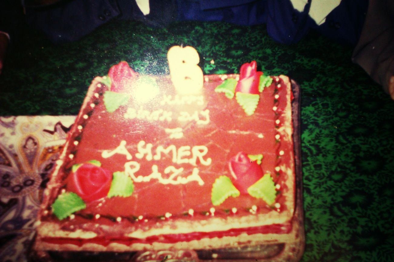 Hi! People My 6th Birthday Cake Best Moments