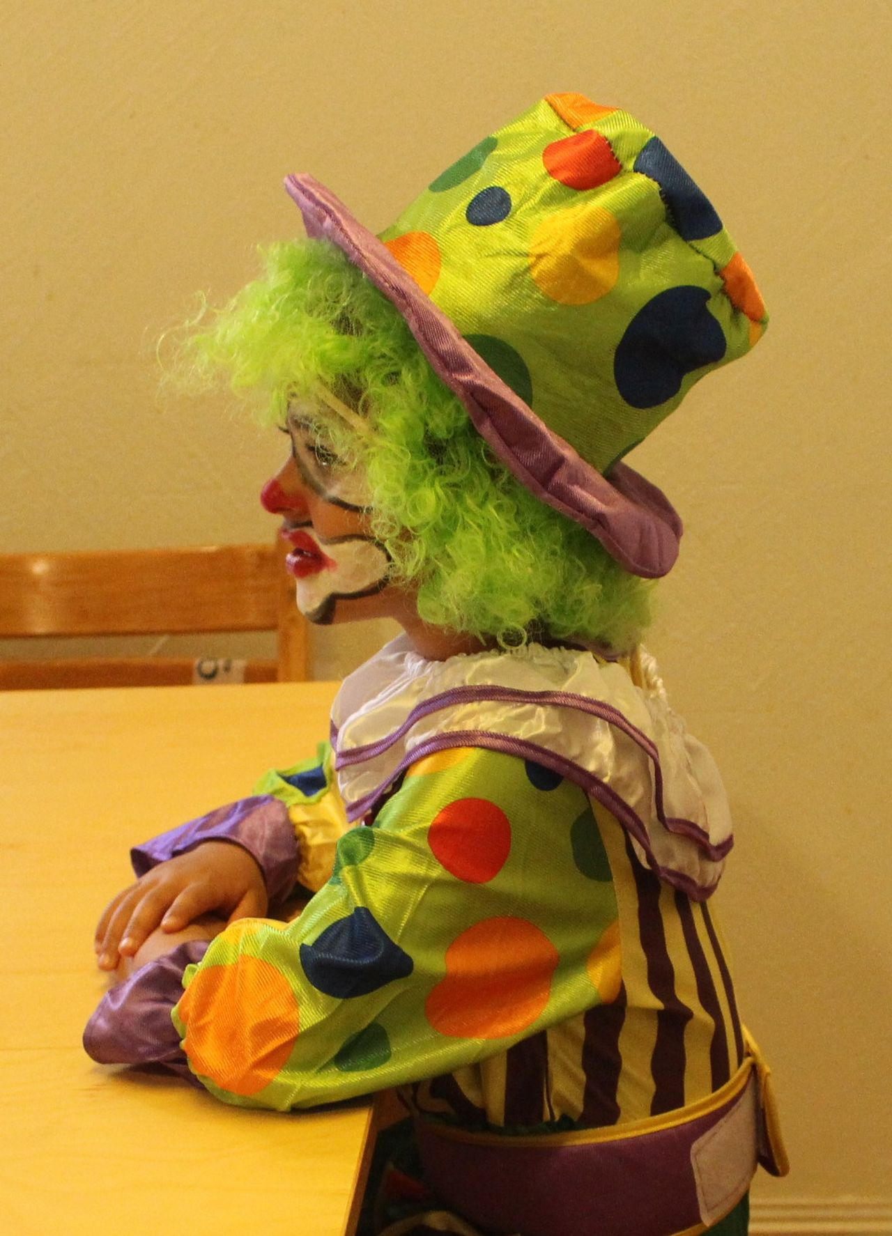 Beautiful stock photos of clown, 4-5 Years, Animal Representation, Boys, Close-Up