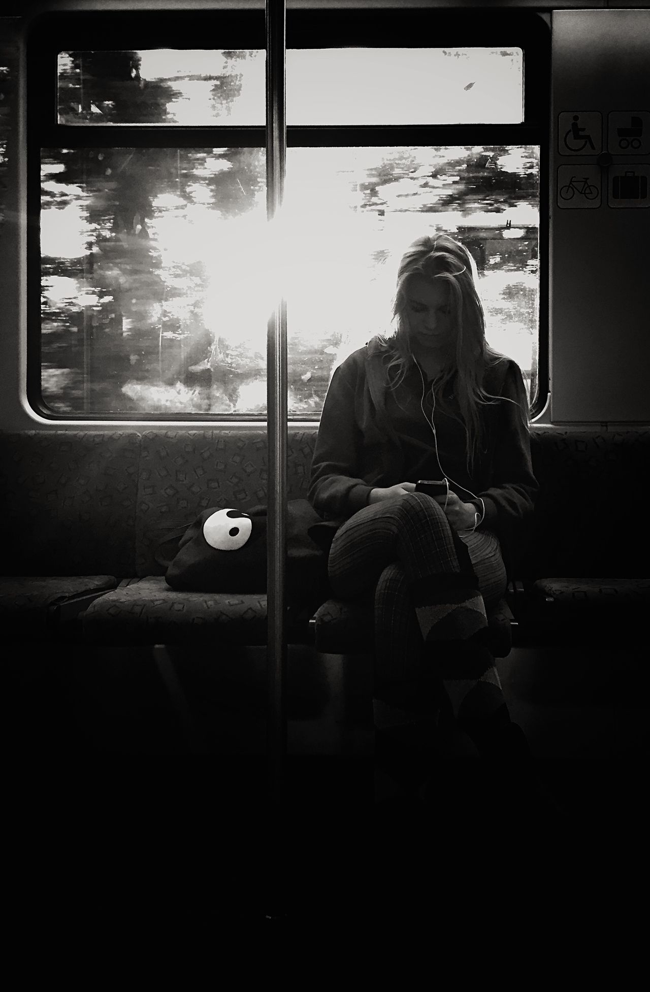 The Street Photographer - 2015 EyeEm Awards Mpro Blackandwhite Open Edit Mobilephotography.de Creative Light And Shadow Shades Of Grey