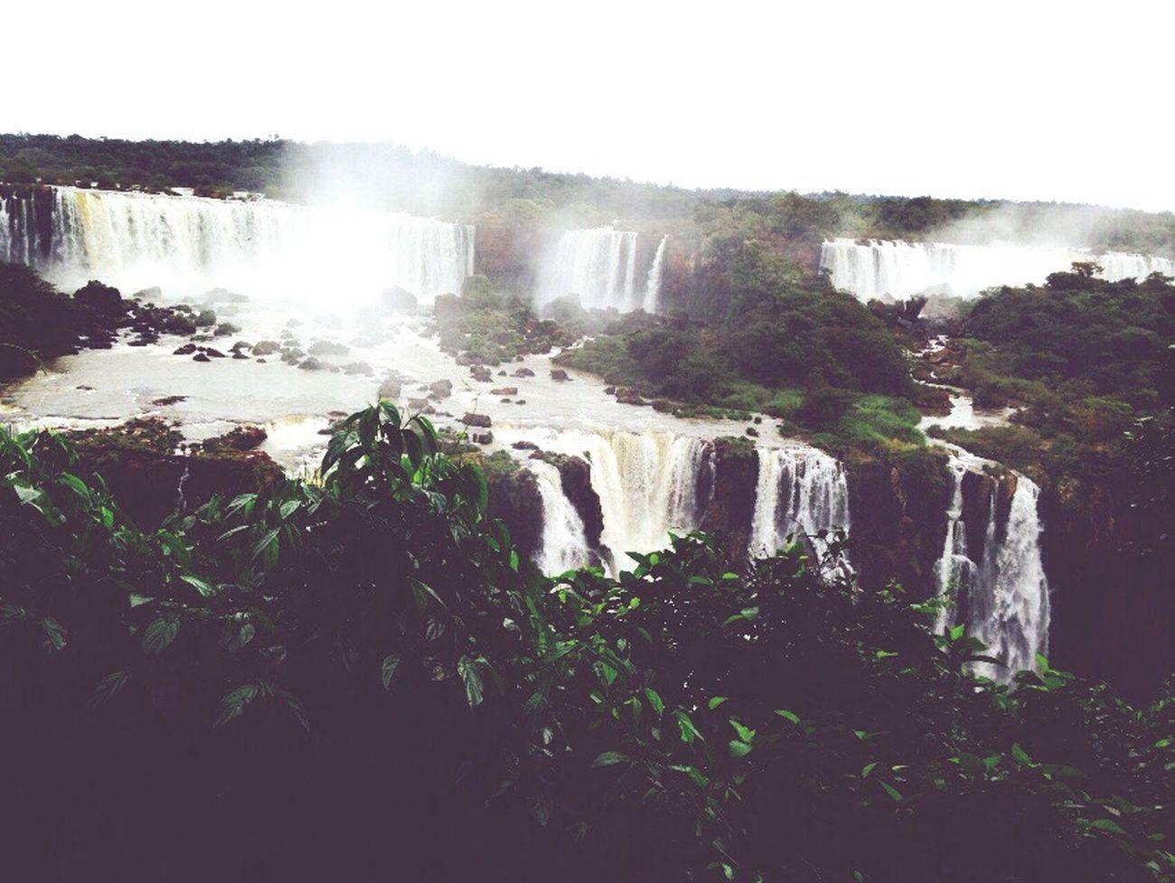 Nature Nature Photography Cataratas Del Iguazu Brazil Waterlove First Eyeem Photo