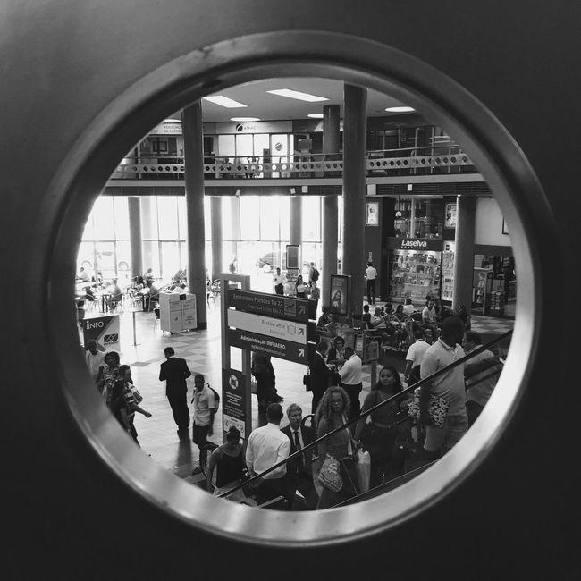 Airport Aeroporto São Paulo Brazil Congonhas People Watching Peoplephotography EyeEm Iphone6 Iphoneonly