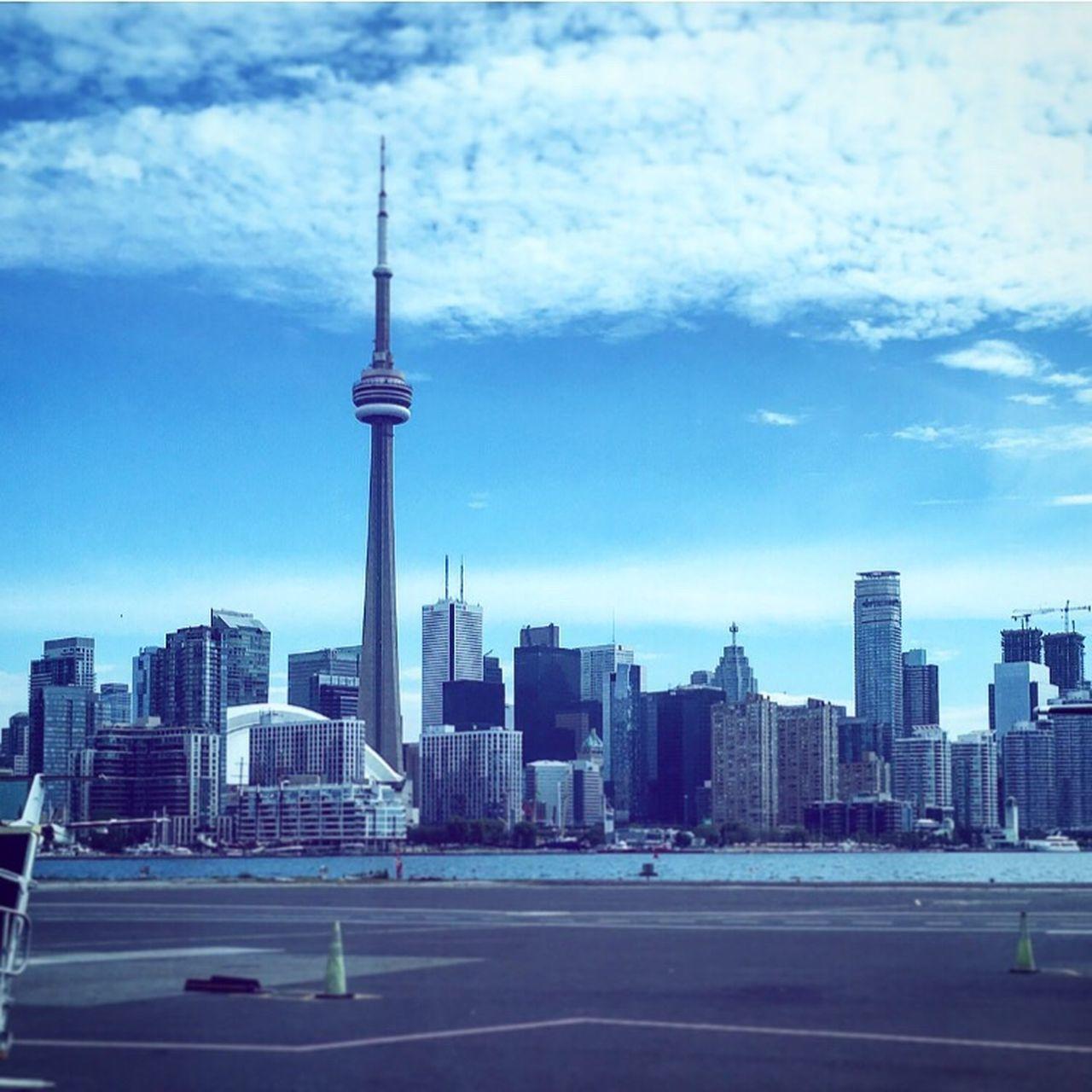 Built Structure Tower City Travel Destinations Sky