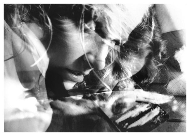 cocaine no. 3. Conceptual Photography  Sandwiched Negatives Filmphotography Double Exposure Film Photography B&W_collection Drugs Drug Addict Conceptual Image Story Photography Character Concept Inspired By Cindy Sherman Blackandwhitephotography Coke Conceptual Self Portrait Addict Addiction Cocaine Strung Out Kodak TMax 100 Canon_photos Overdose Dead Girl