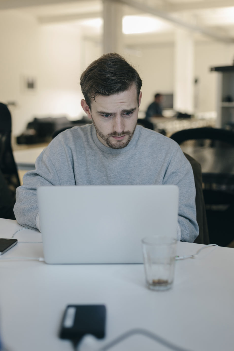 Beautiful stock photos of office, Beard, Berlin, Business, Concentration