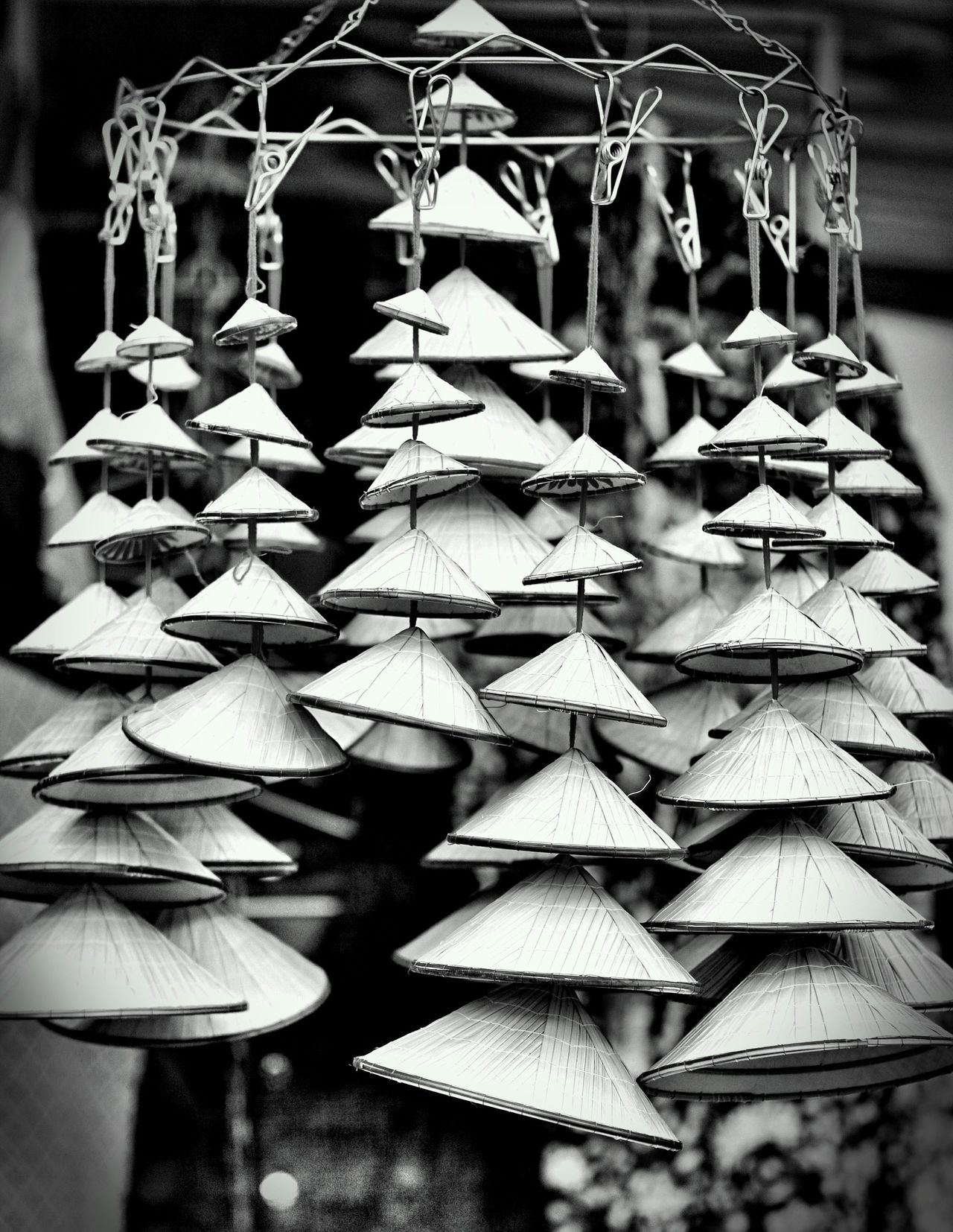 Vietnam Vietnamese Non La Hat Repeating Patterns Repeated Pattern Symbol Monochrome Blackandwhite Photography Blackandwhite Black&white Black And White Photography Black & White Black And White OneFrame OneFrame Photography