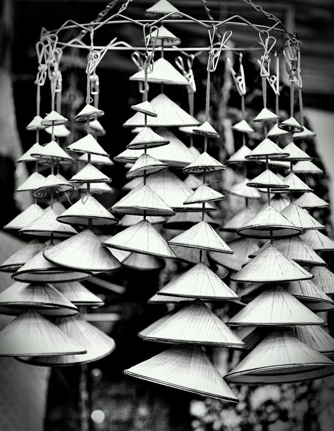 Vietnam Vietnamese Non La Hat Repeating Patterns Repeated Pattern Symbol Monochrome Blackandwhite Photography Blackandwhite Black&white Black And White Photography Black & White Black And White OneFrame OneFrame Photography