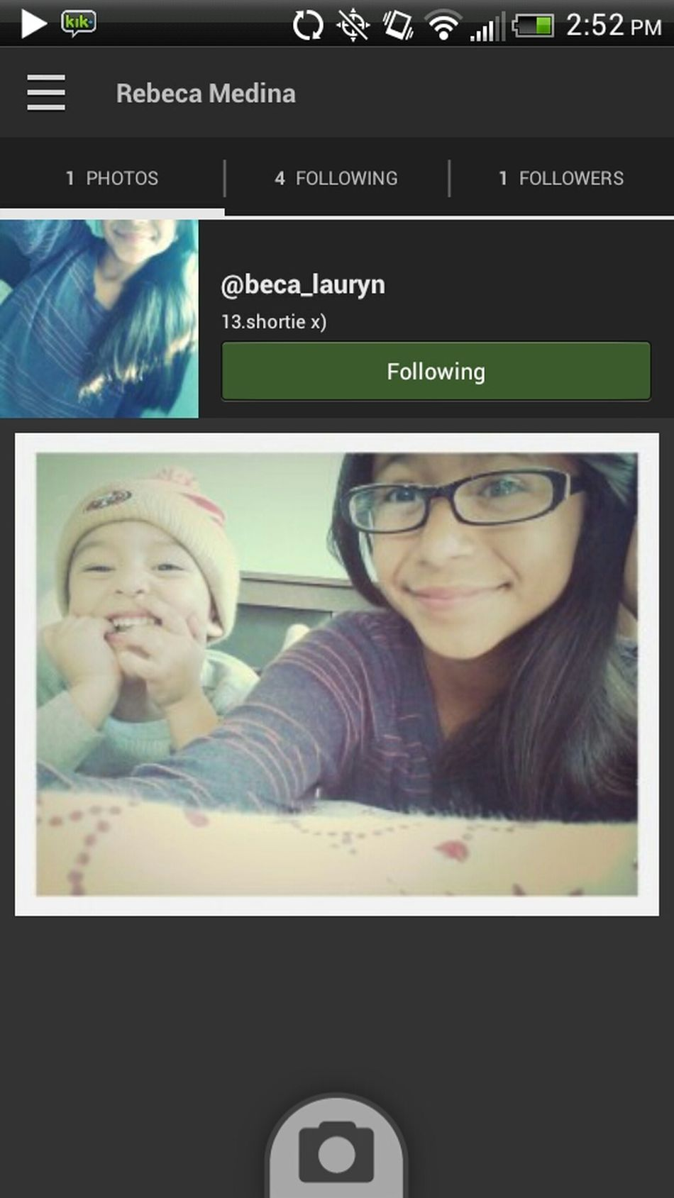 Follow My Sis Pls . Shes New To This Like Me .~.
