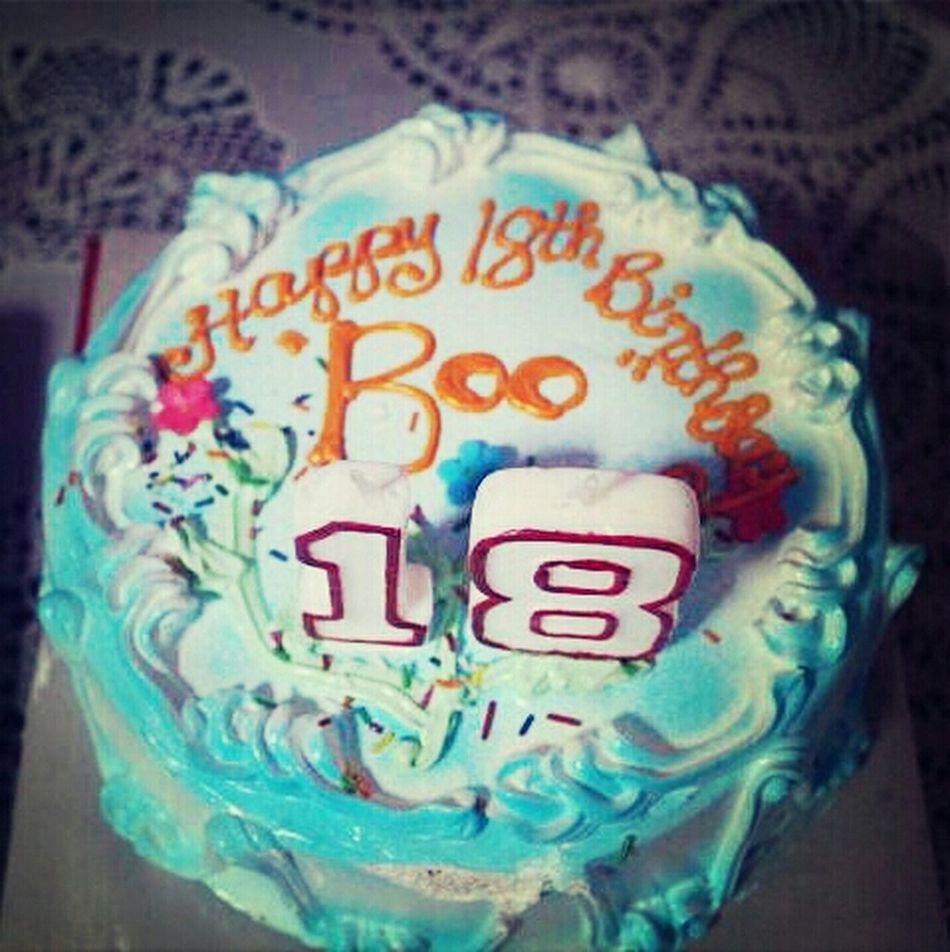 Party Happy Birthday! Cakes Happy Birthday Woobie Ko