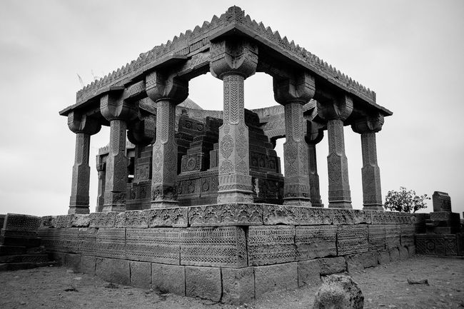 Chowkandi Tombs Karachi Pakistan Architecture History Ancient Old Ruin Famous Place Ruined
