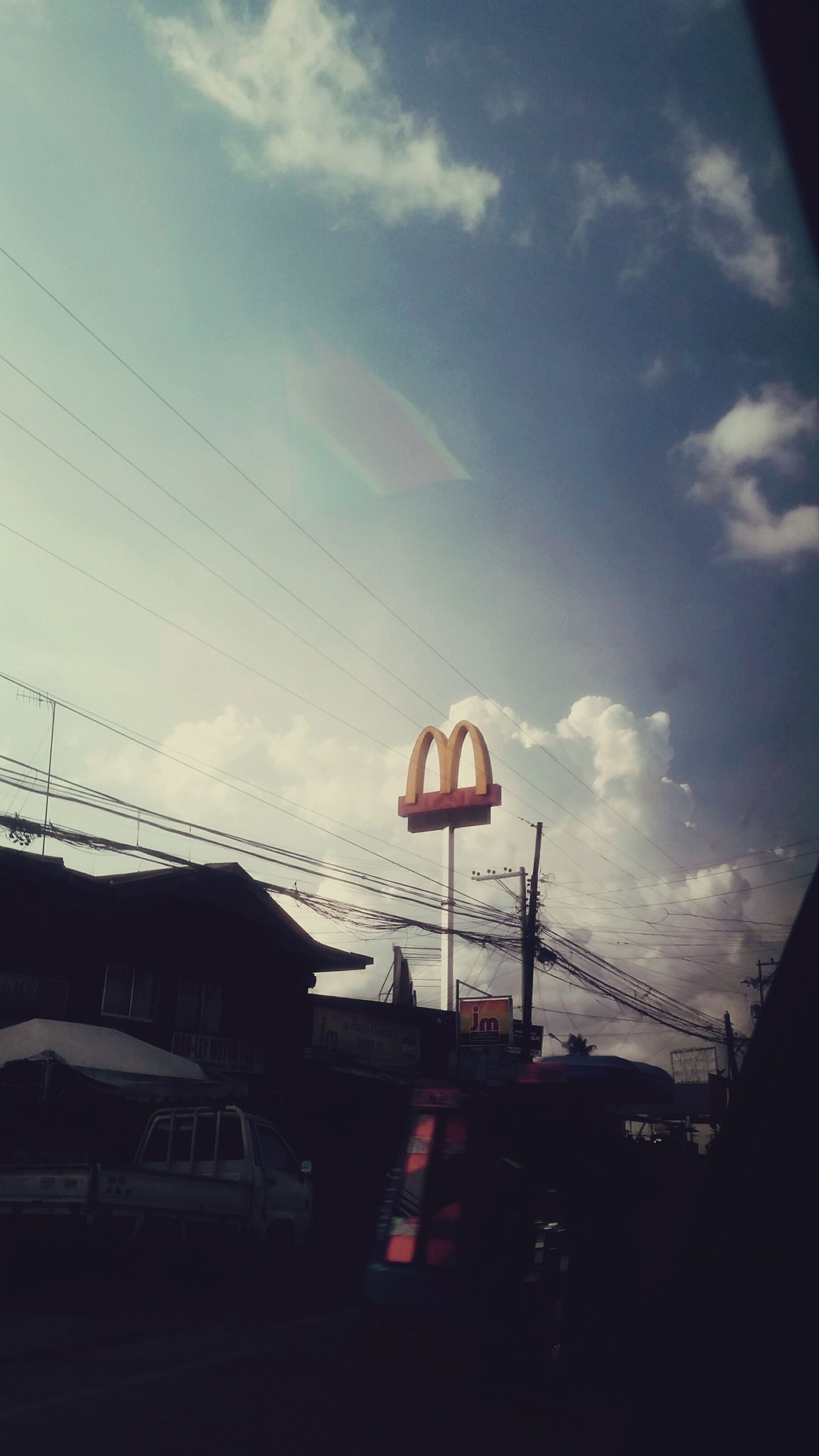 Roadtrip With The Cousins Outdoors City Life Town Mode Of Transport Transportation Bisayanibai Bisayatraveler Wandering Around BisayaNaAko Fastfoodtime!