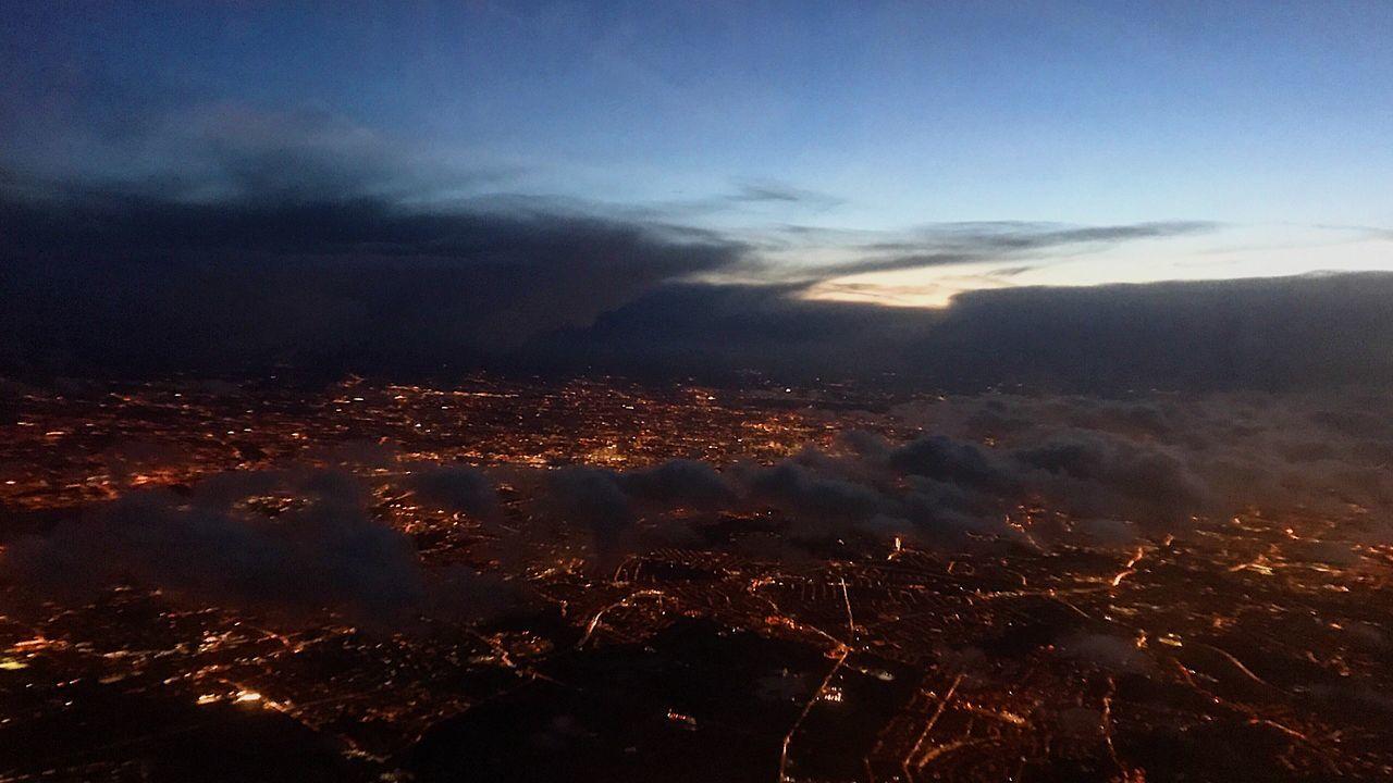 Scenics Sky Night Tranquil Scene clouds First Eyeem Photo