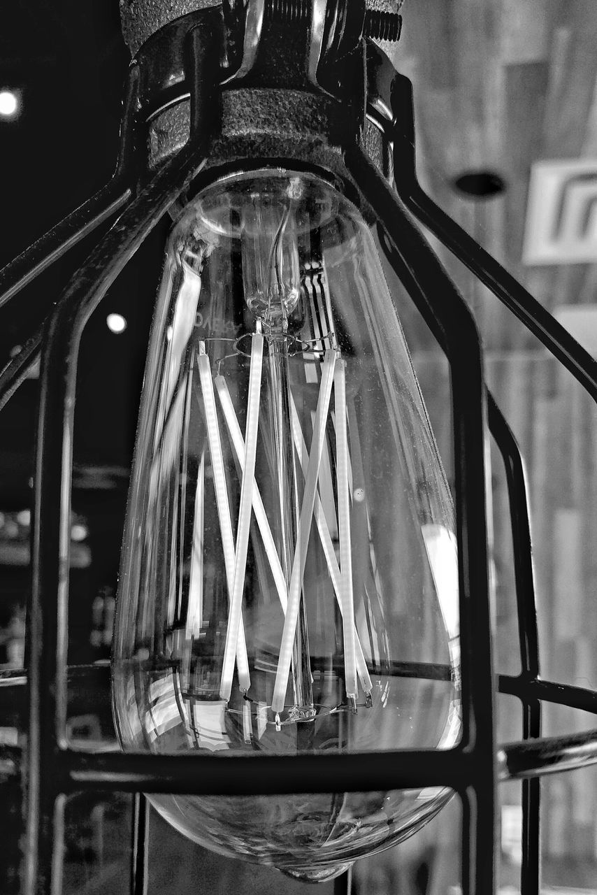 no people, close-up, electricity, illuminated, light bulb, indoors, technology, day