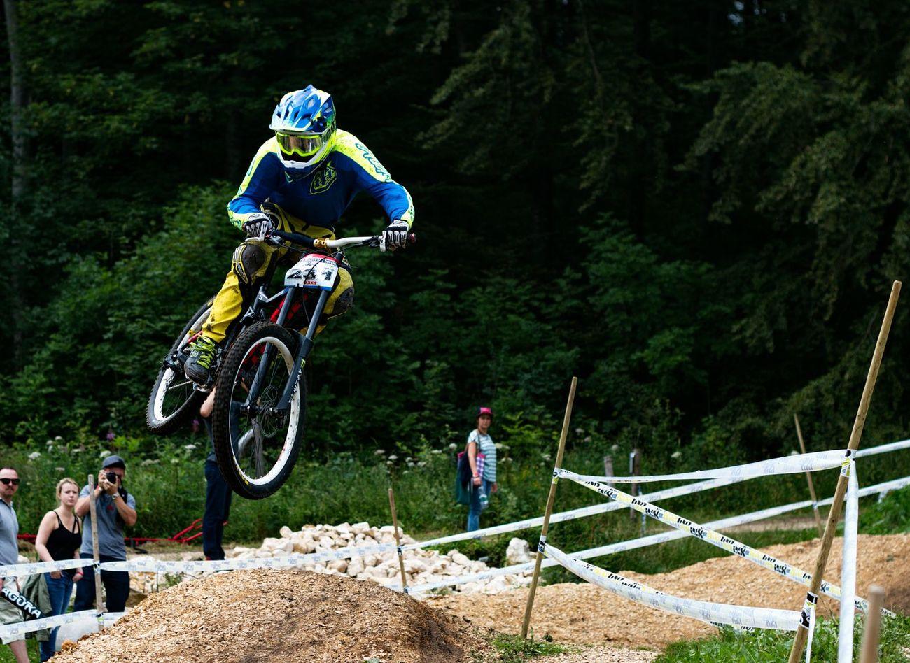 Downhill Deutsche Meisterschaft Bikepark Albstadt mehr Fotos http://dza-fotos.blogspot.de/2014/07/downhill-dm-2014.html