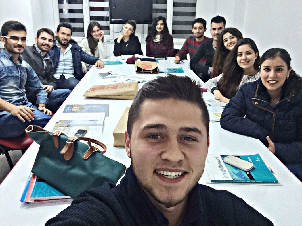 English Class Good Times Enjoying Life Happy Great Views Turkey Friend today teacher of mine? (null)