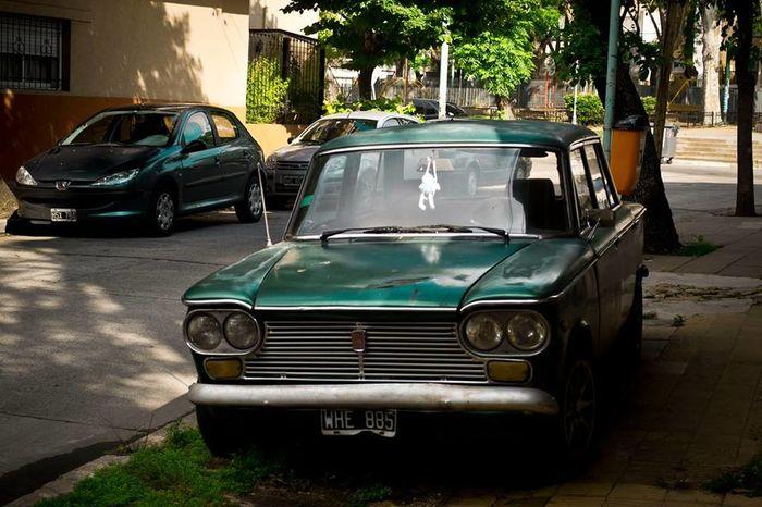 Mi Buenos Aires Querido Nice Place Laberinto Vintage Cars