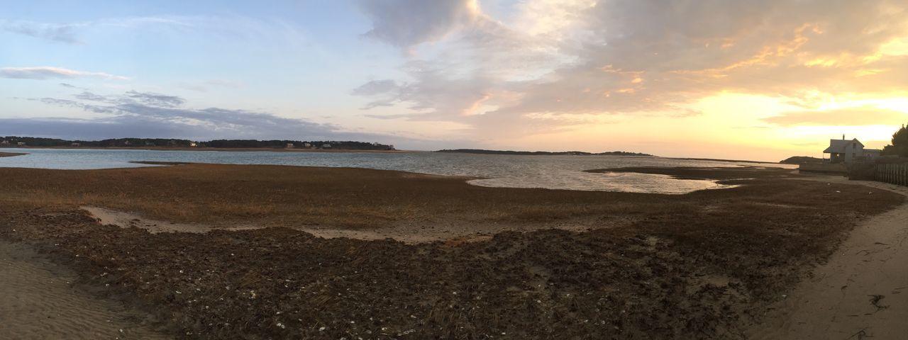 #wellfleet #sunset #cape cod