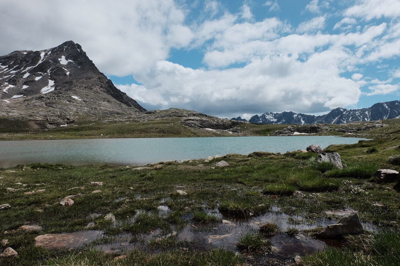 Fujifilm Fujifilm X-E2 Fujilove Passo Gavia Alpine Pass Passo Alpino Alpine Landscape Alps Peaceful Relaxing Alpine Lake Alpine Lakes Wilderness Wilderness Valtellina Lombardia Italy