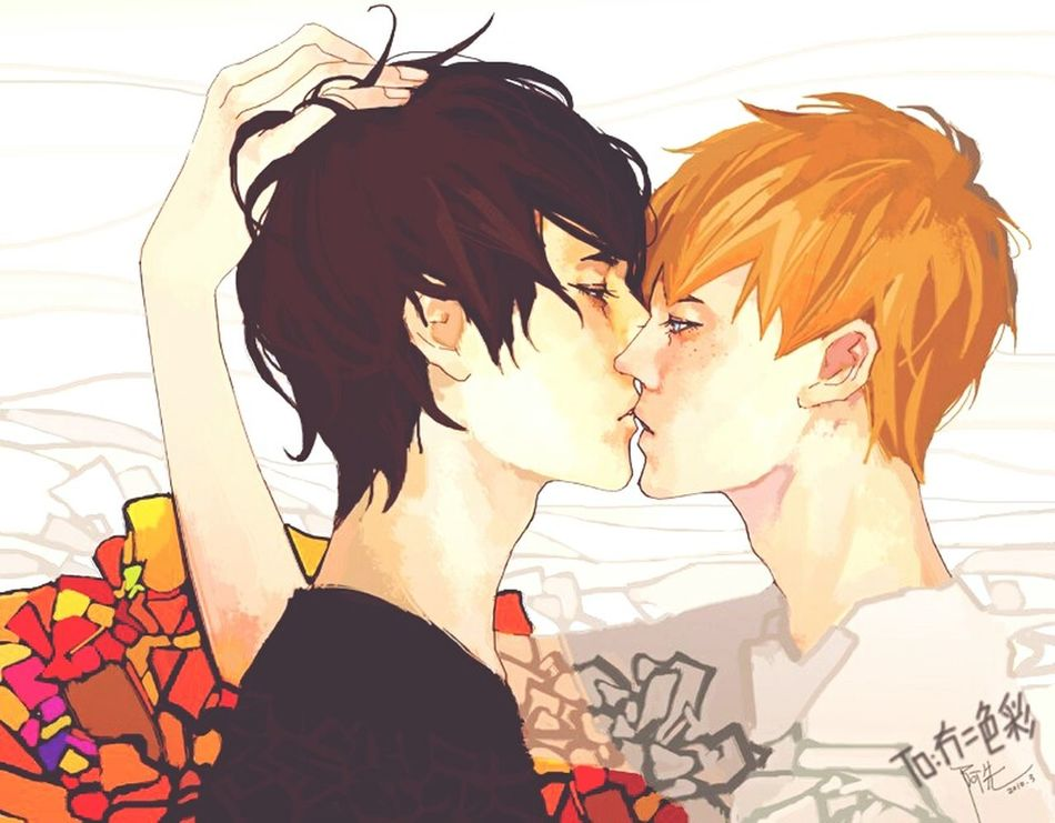 Яой аниме Love