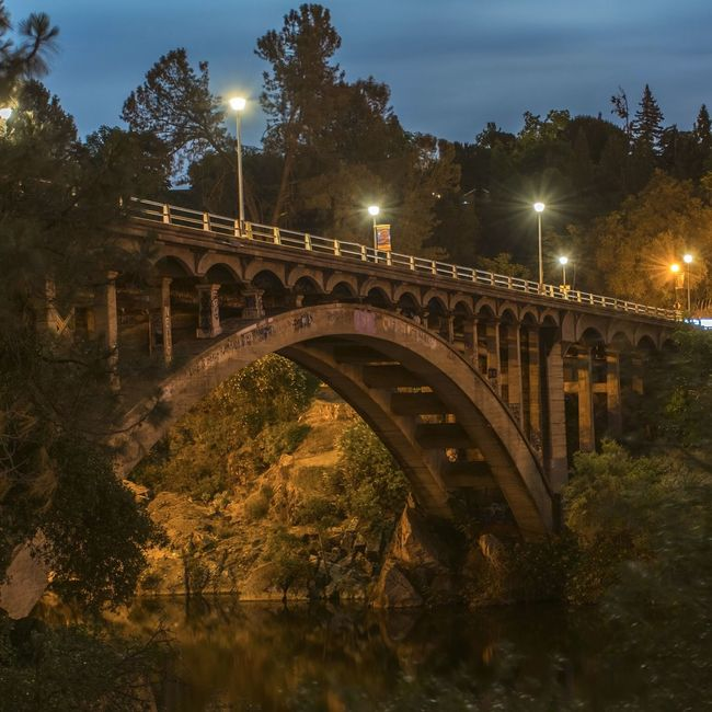 Sacramento California Nightphotography