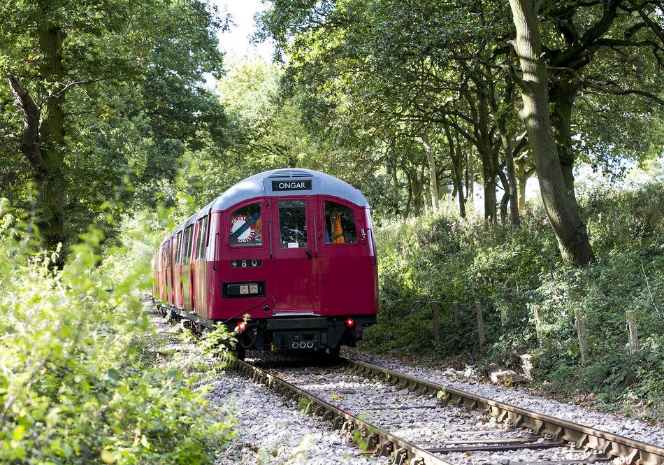1960 Stock Epping Forest Heritage Heritage Railway London Train Tube Underground
