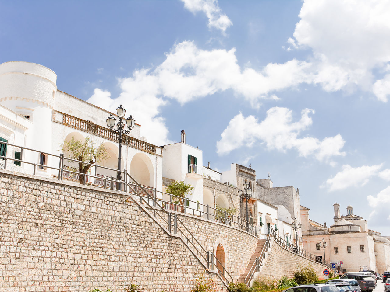 Amati Palace in Cisternino (Puglia - Italy) Alley Alleyway Amati Apúlia Architecture Borgo Brindisi Cisternino City Fasano House Italy Itria Low Angle View Ostuni Puglia Road Salento Street Valley Village