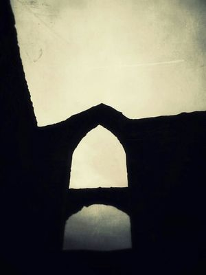 gothic arches by Donny Tidmore