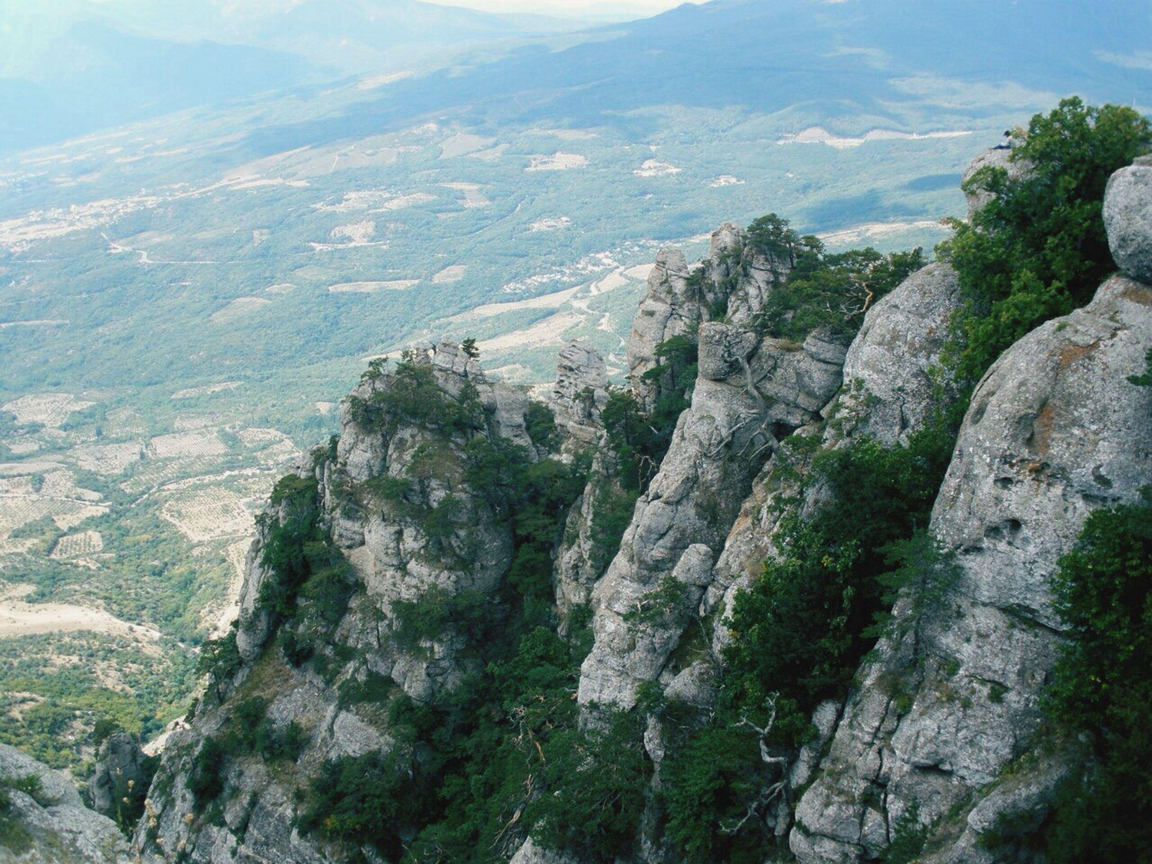 Miles Away Krimea Ukraine Beauty In Nature Landscape Mountain Nature Mountain Ridge Sky
