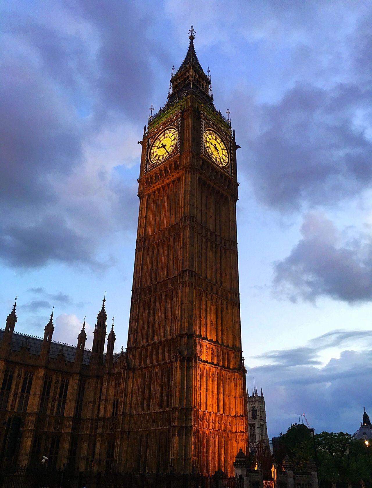 Big Ben London Architecture Travel Destinations Sunset EyeEmNewHere