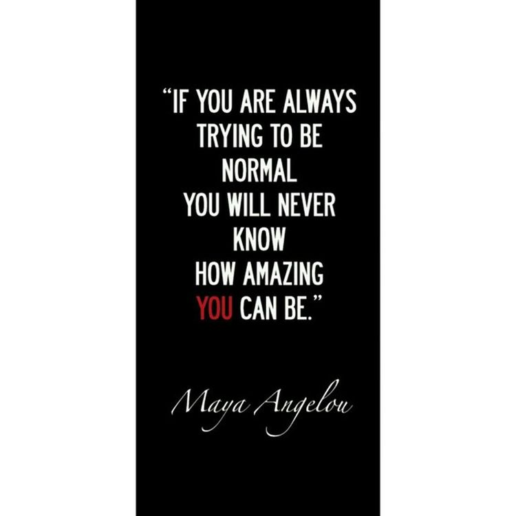 Quotestoliveby Whybenormal Beyourself Behappy To whoever is looking at this... YOU ARE BEAUTIFUL❤...YOUR AMAZING 💖 ALWAYS STAY TRUE TO YOU 💋