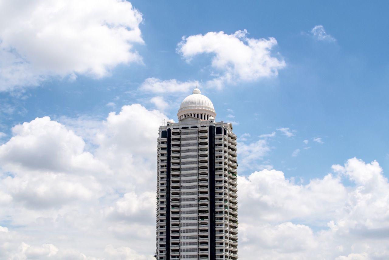 Beautiful stock photos of skyscrapers, Architecture, Building Exterior, City, Cloud