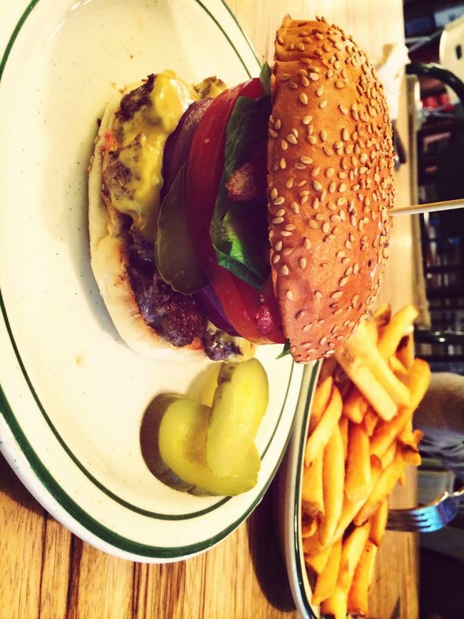 Brooklyn The Burger Jiont Yammy <<33 Burger Time Burger