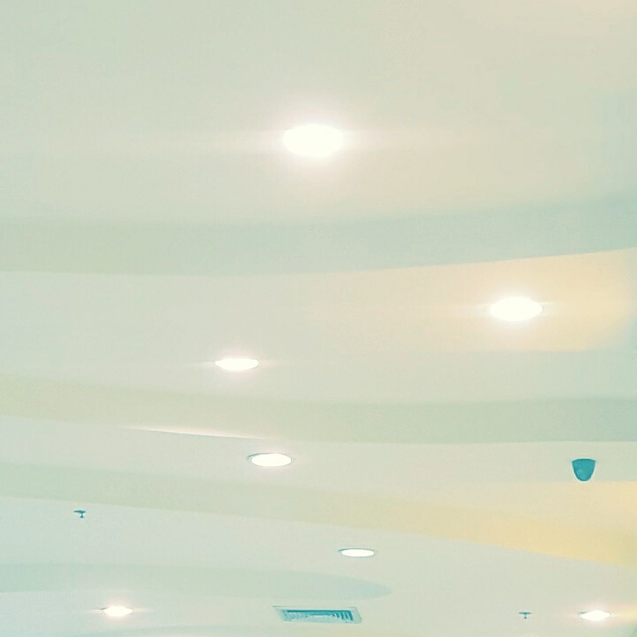 illuminated, ceiling, no people, indoors, sun, day