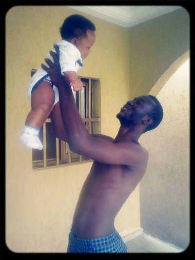 Avec Isidore mon neveu