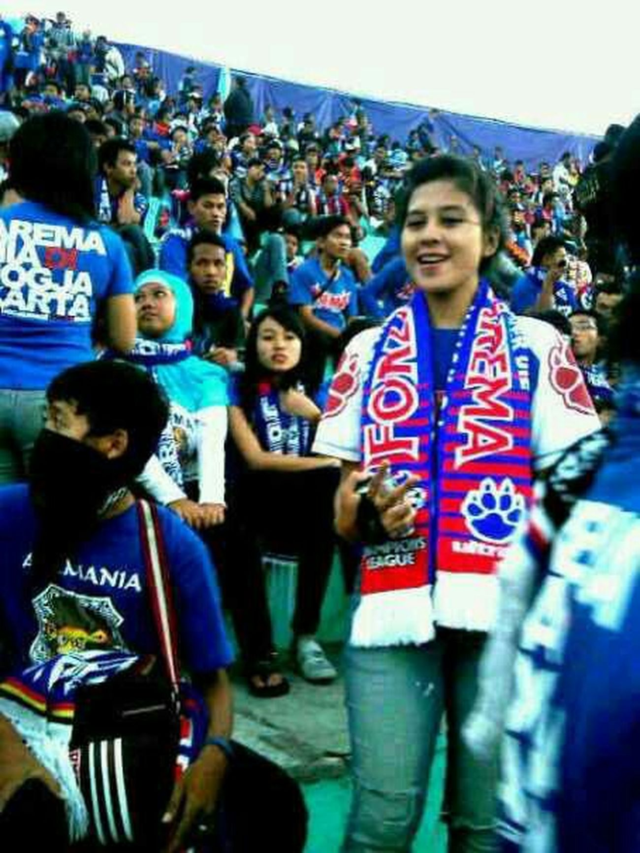 Kangen Arema n KJ First Eyeem Photo