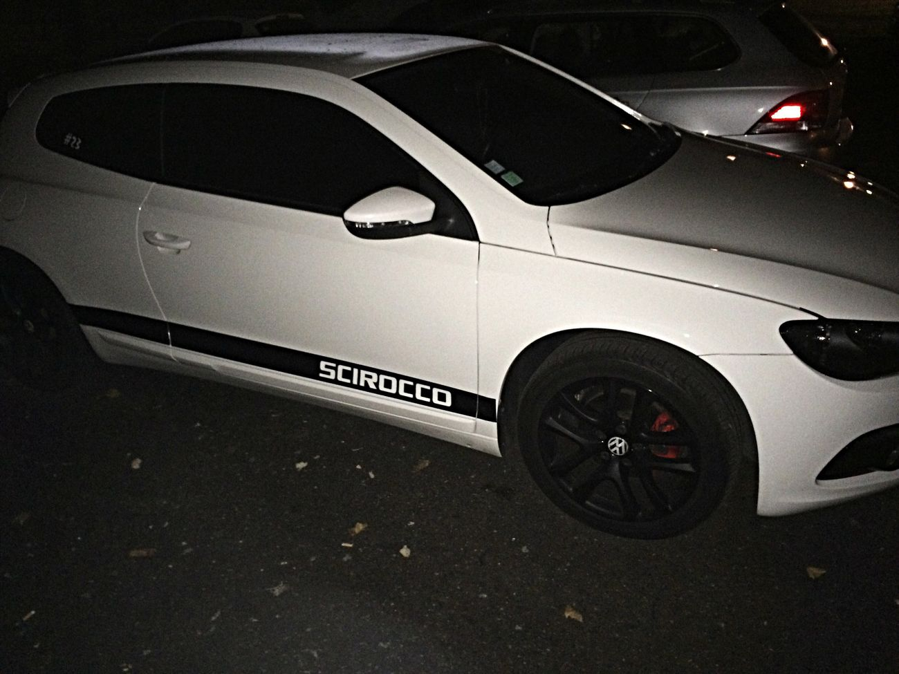 My best Friend's car Sirocco Sirocco SiroccoR