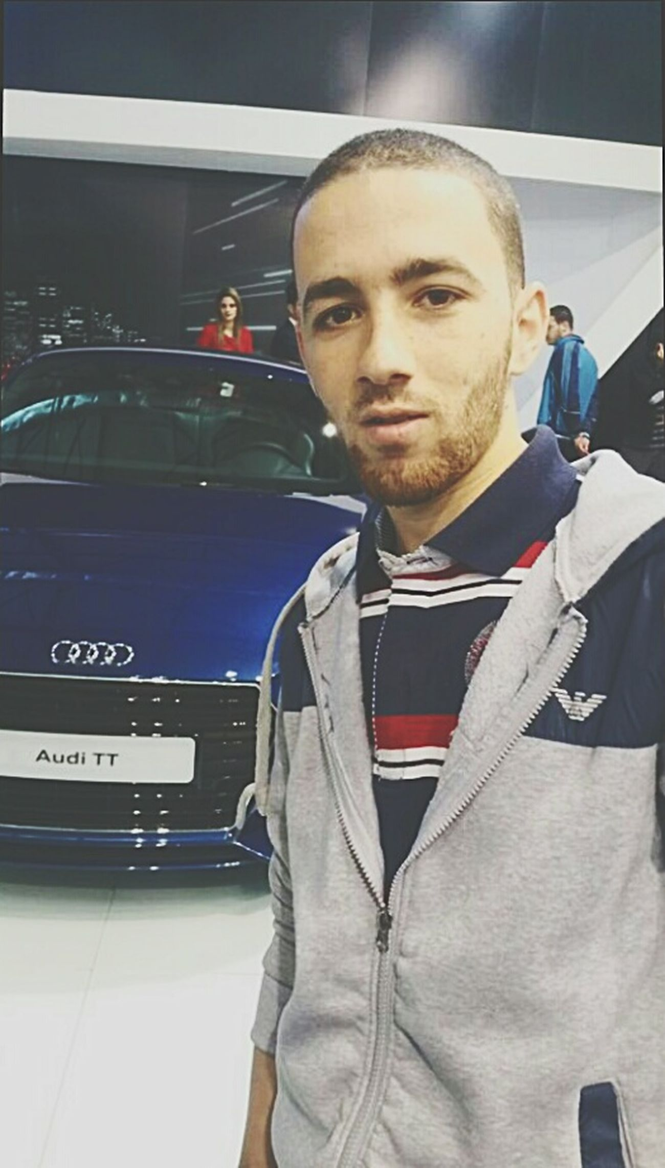 Yunes Bedrine My Love ♡ Fiance❤️ CarShow Himm <3  Hobi People Photography Audi ♡ Street Photography Blue